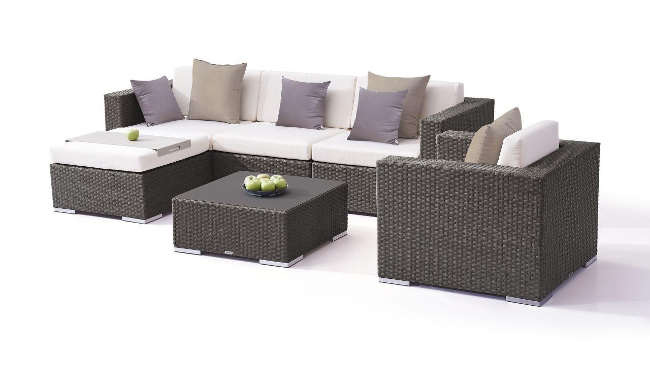 Loungemoebel Set Big Mesa Lounge Gartenmoebel Living Zone