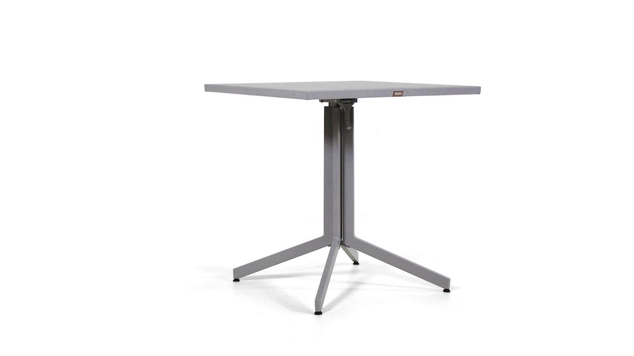 table à manger bistro, 70 cm