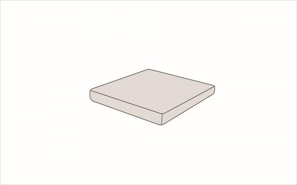 Silva seat cushion 73x73 cm - cream