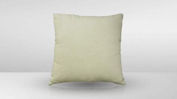Cushion 50 cm x 50 cm - mint green