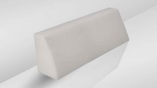 Cube Rückenauflage 125 cm - crema
