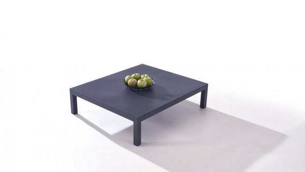 Alu Plaza table 78 cm - anthracite