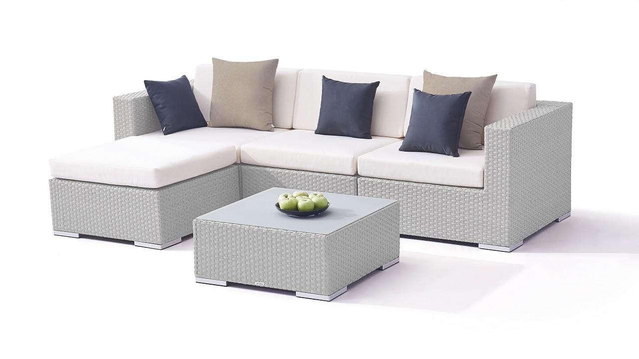 Rattan Lounge Mesa Lounge Und Gartenmoebel Living Zone