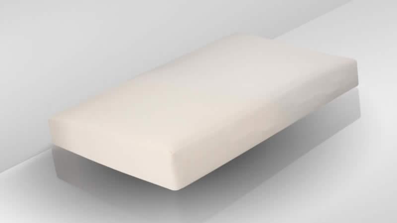 Cube Sitzauflage 125x75 cm - crema