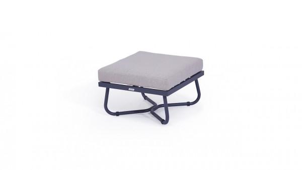 Aluminium stool astra - anthracite