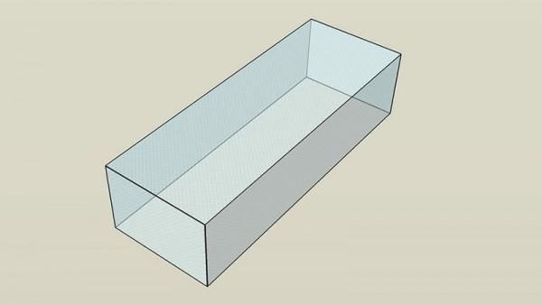 Covering sheet 245x140x80