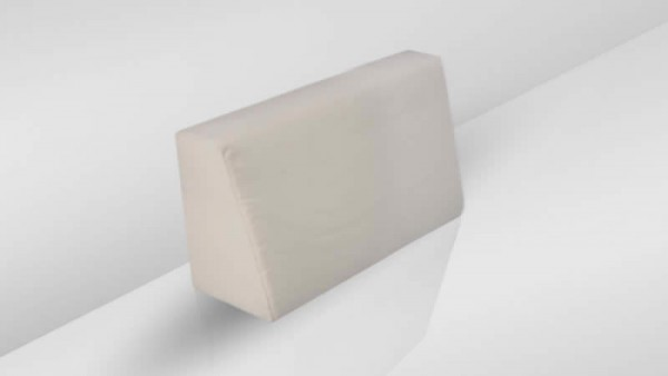 Cube Seitenauflage, links - crema