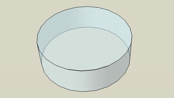 Covering sheet kasu 4, round