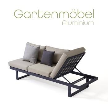 Aluminium Gartenmöbel