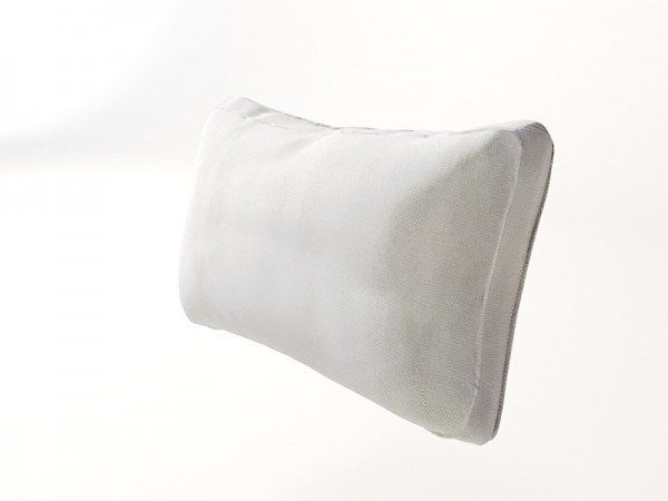 Silva back cushion 108 cm - cream