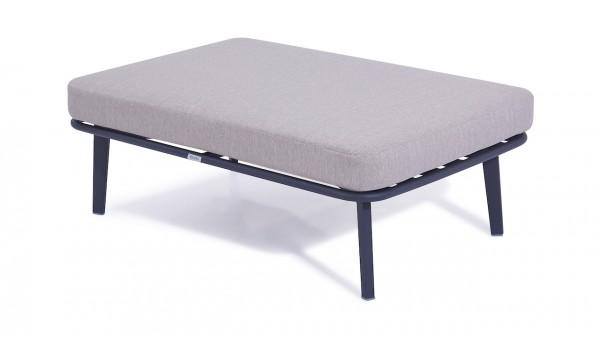 Aluminium stool diva 118 cm - anthracite